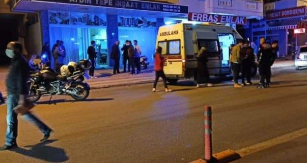 Alanya'da bir garip kaza: 1 ölü, 1 yaralı var