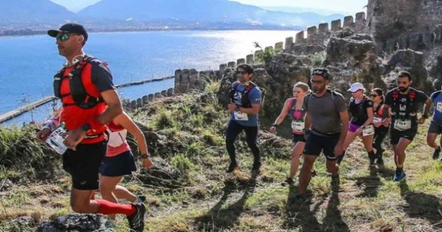 Alanya'da Ultra Trail tarihi belli oldu