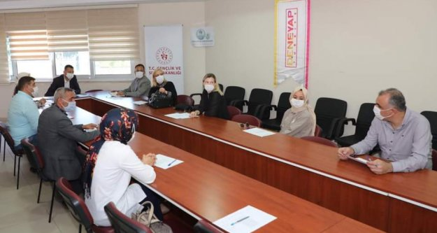 Alanya İnsan Hakları Kurulu toplandı
