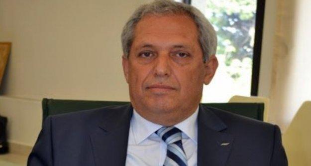 Alanyalı eski başkan Covid-19'den hastaneye kaldırıldı