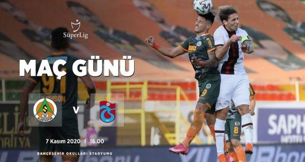 Alanyaspor, Trabzon'u ağırlıyor