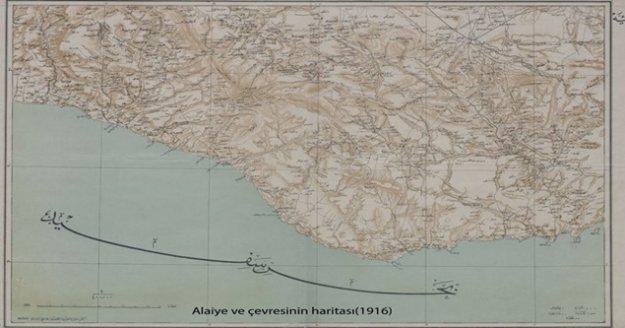Alanya'ya ait yüz bin tarihi belge ALKÜ'de