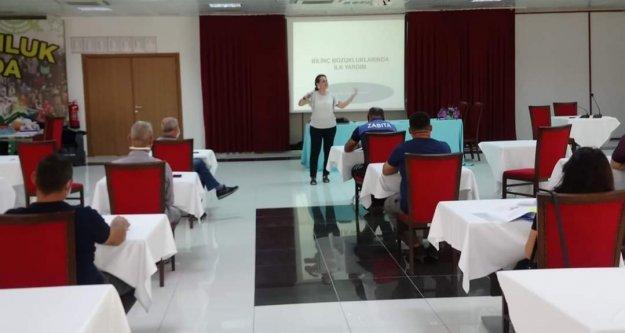ALKÜ'den Serik Belediye personeline eğitim