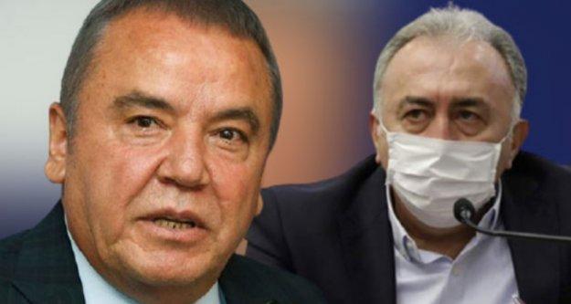 Antalya Büyükşehir Belediye Başkan vekilliği krizine bakanlık el koydu