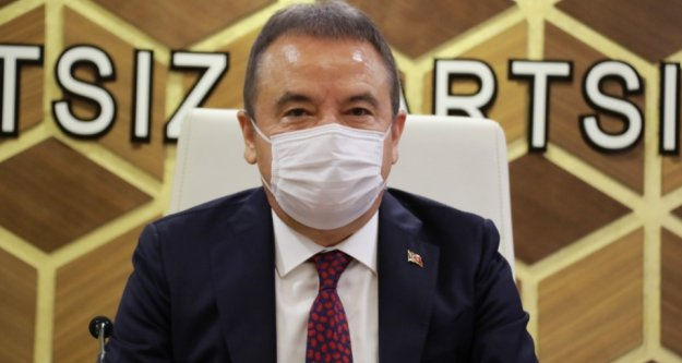 Başkan Böcek'in sağlık durumuyla ilgili yeni açıklama