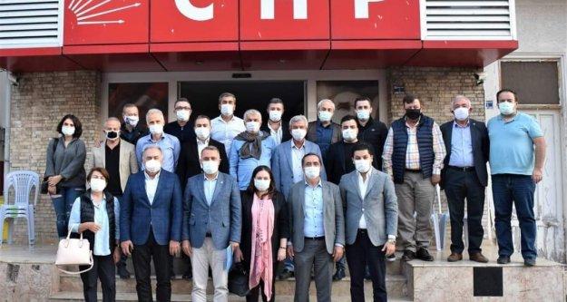 Başkan vekili Hacıarifoğlu'na örgüt desteği