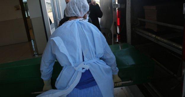 Batan tur teknesinde ölen Rus turistin cenazesi morgdan alındı