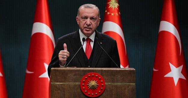 İşte Erdoğan'ın açıkladığı yeni kısıtlamalar
