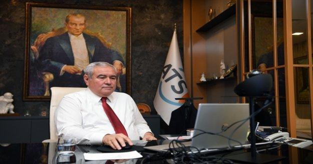 """Davut Çetin: 'Aşı başarılı olursa gelecek yıl ekonomi ve turizm iyi gidecek"""""""