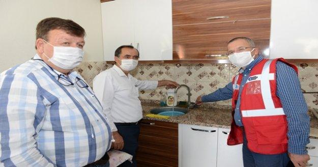 Gazipaşa Karasu Su Temini Projesi'nde sona yaklaşıldı