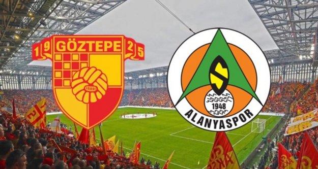 Göztepe Alanyaspor maçının tarihi belli oldu