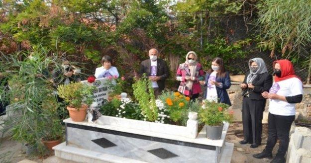 Gülseren Yılmaz mezarı başında anıldı