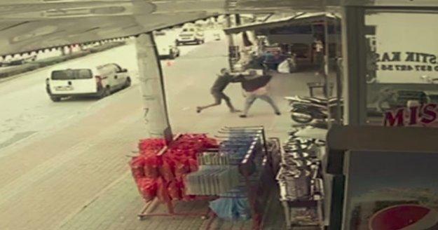 'Personelin geç geliyor' şikayeti tekme tokat kavgaya döndü