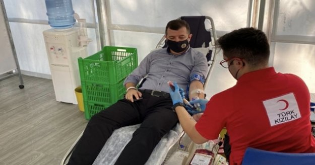 Yeniacun: Kan bağışı yapmayı ihmal etmeyelim