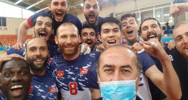 Alanya Belediyespor ligin en iyisi seçildi
