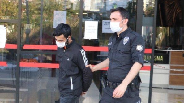 Alanya'da 3 motosiklet hırsızlığına karışan zanlı yakalandı