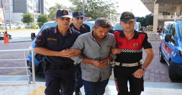Alanya'da 'Eşi kasten öldürme' suçundan ağırlaştırılmış müebbet verildi