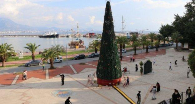 Alanya'da yılbaşı gecesi turistlere kısıtlama