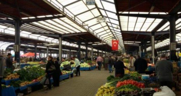 Alanya'daki halk pazarları için flaş karar