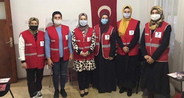 Alanya Kızılay Kadın Kolları yönetimi belli oldu
