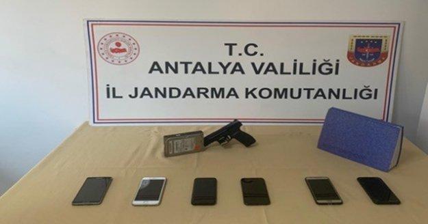 Antalya'da siber suçlarla mücadele çalışmaları