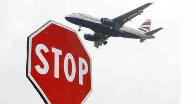 Türkiye 4 ülkeye uçuş yasağı getirdi