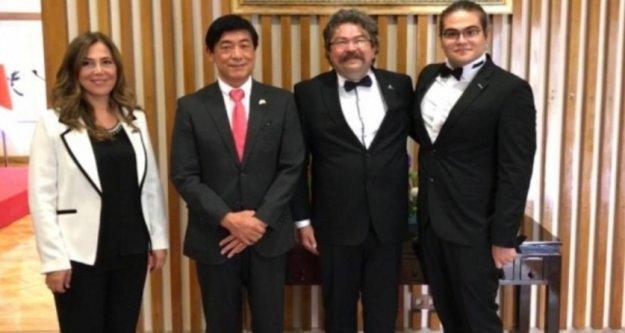 Japonya büyükelçisini Alanya'da ağırlayacağız