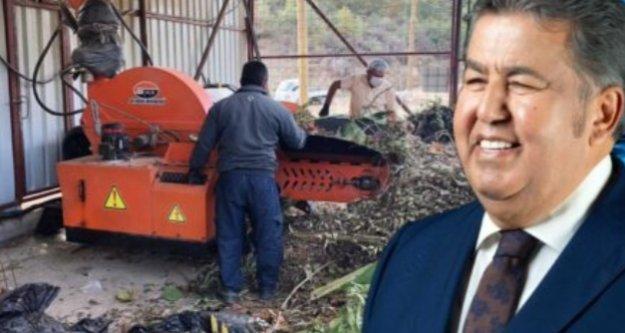 Kerim Aydoğan'dan doğa dostu hareket