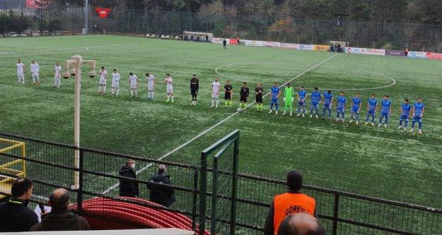 Kestelspor 2 puanı 88'de kaptırdı