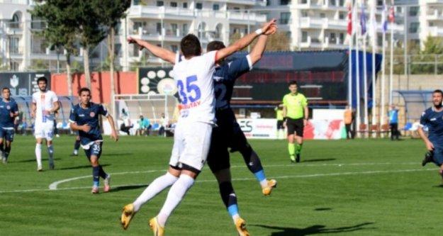 Kestelspor gol şov yaptı