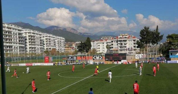 Kestelspor, Kırıkkale'yi ağırladı