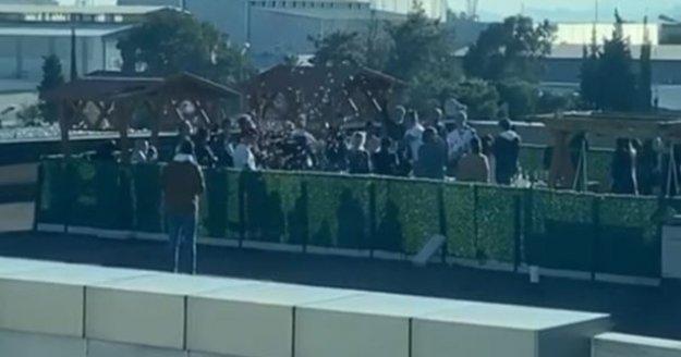 Korona partisine polis baskını: 20 kişiye 63 bin lira ceza