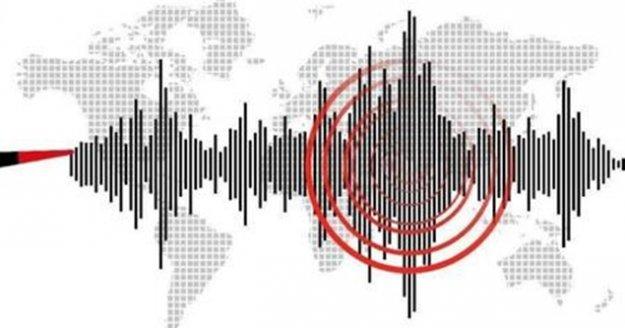 Manavgat'ta deprem!