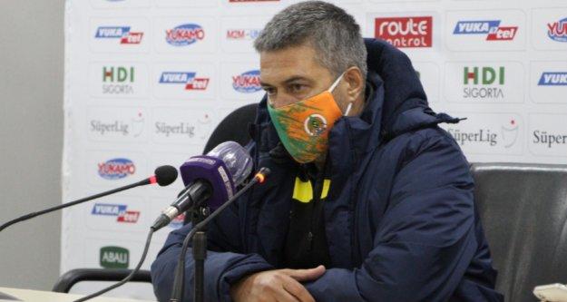 Tokatlı, Denizlispor yenilgisi için ne dedi?