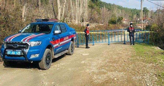 15 hanenin bulunduğu mahalle karantinaya alındı