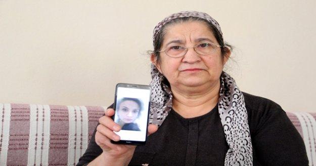 8 aydır haber alamadığı kızı için , gözyaşlarına boğuldu