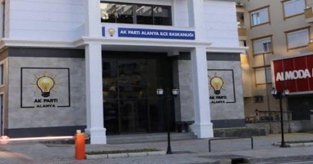Alanya AK Parti'nin kurumsal hesabı saldırılar sonucu kapatıldı