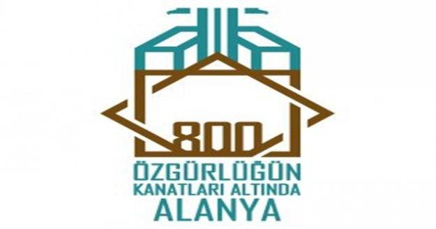 Alanya Belediyesi yeni logo tasarlattı