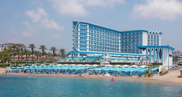 Alanya'da 2 otel o listede