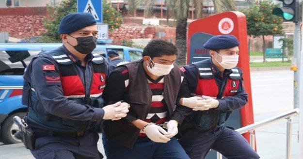 Alanya#039;da ağabeyini av tüfeğiyle vurup öldüren zanlı tutuklandı