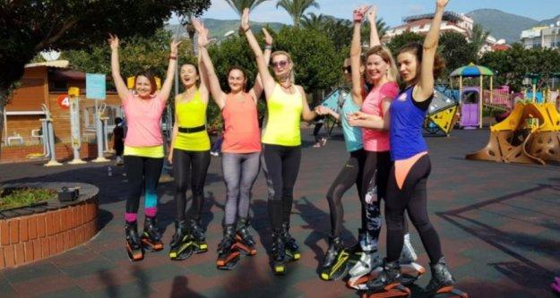 Alanya'daki Rus kadınların yeni trendi