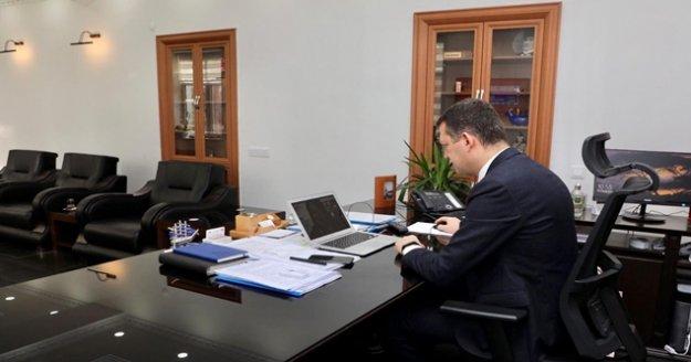 Alanya'nın pilot ilçe olduğu Birleşmiş Milletler (BM) projesinin toplantısının 3.sü yapıldı