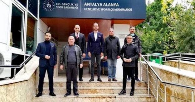 Alanya Stars Hokey Kulubün'den anlamlı ziyaret!