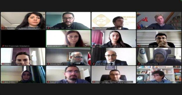 ALKÜ, Kültürlerarası diyalog programına kabul edildi