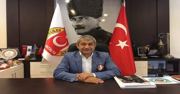 Antalya Gazeteciler Cemiyeti 37 yaşında