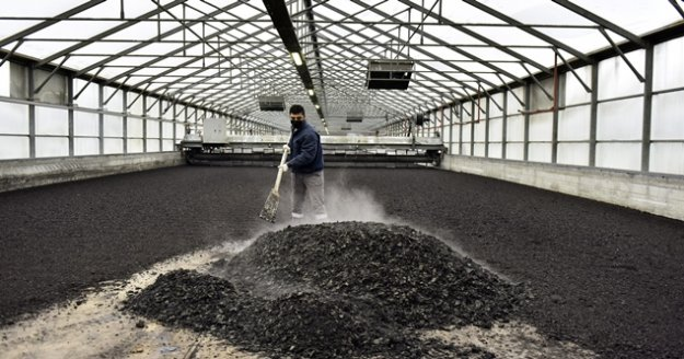 Atığı enerjiye dönüştüren inovasyon doğayı 2 bin 645 ton çamurdan kurtardı