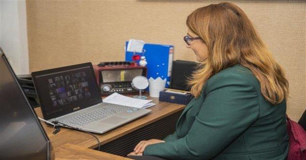 Atik pillerin yönetimi projesi online eğitim ile sürdü