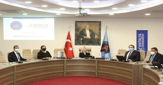 AÜ Teknokent genel kurulu gerçekleştirildi