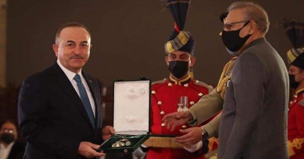 Başkan Toklu'dan Bakan Çavuşoğlu'na tebrik