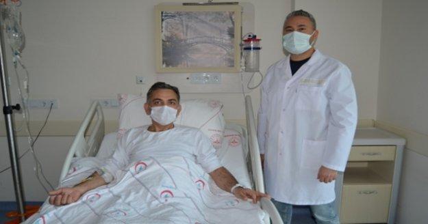 Bu ameliyat Alanya'da ilk kez yapıldı